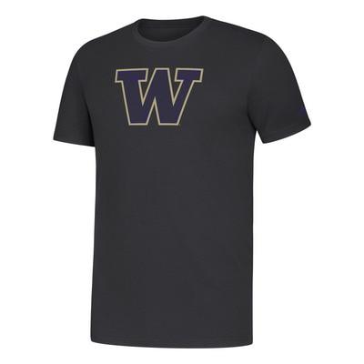 Washington Huskies Adidas Youth Amplifier T Shirt