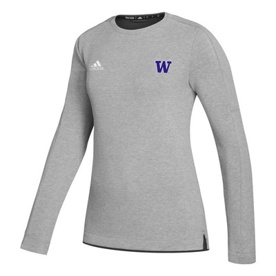 Washington Huskies Adidas Women's Game Mode Sweater