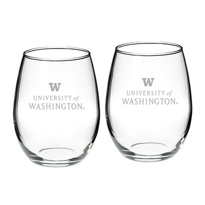 Stemless Wine Glass 2-Pack