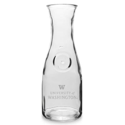 Washington Huskies Carafe