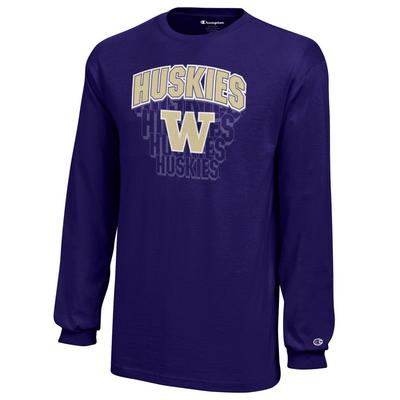Washington Huskies Long Sleeve T-Shirt