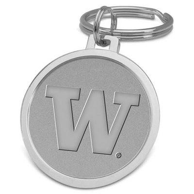 Washington Huskies Spit-wire Key Ring