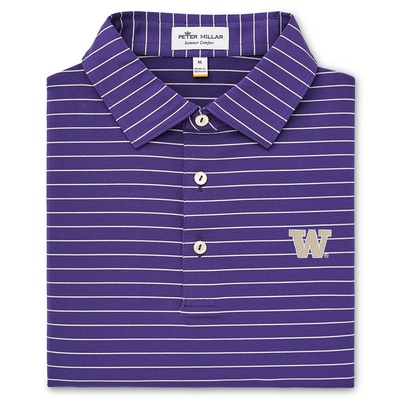 Washington Huskies Trophy Stripe Stretch Jersey