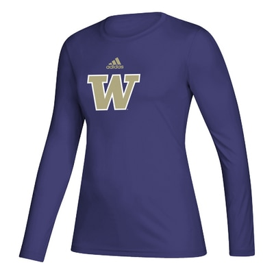 Washington Huskies Women's Creator Long Sleeve T-Shirt