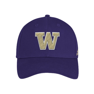 Washington Huskies Wool Structured Adjustable