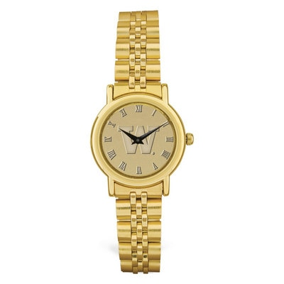 Washington Huskies Ladies' Link Watch