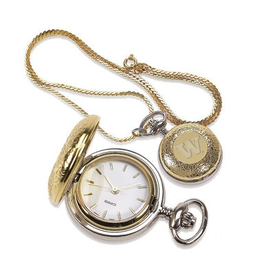 Locket Watch