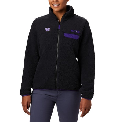 Washington Huskies Mountain Side Heavyweight Fleece