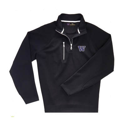 Washington Huskies Aquatec 1/2 Zip