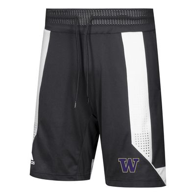 Washington Huskies Adidas Men's Swingman Crerator 365 Short