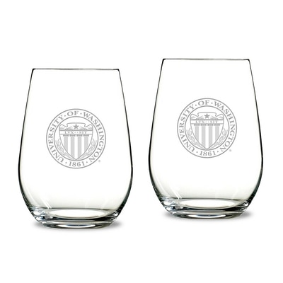 Riedel Stemless Wine Glass 2pk
