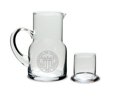 Washington Huskies Water Carafe