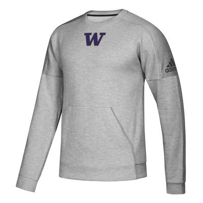 Washington Huskies Adidas Men's Stadium ID Crew