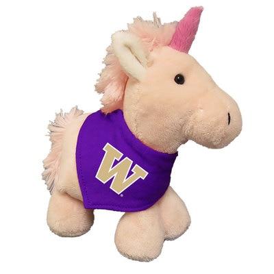 Washington Huskies Short Stack Unicorn