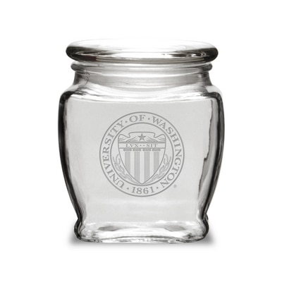 Washington Huskies Apothecary Jar