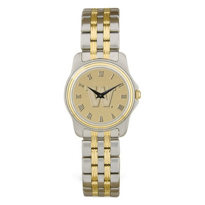 Washington Huskies Ladies' Two-Tone Watch