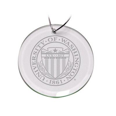 Washington Huskies Round Ornament