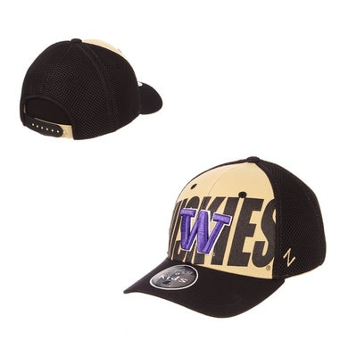 Washington Huskies Youth Backboard Hat