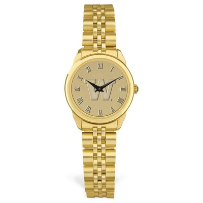 Washington Huskies Ladies' Watch Link Bracelet