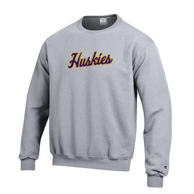 Washington Huskies Champion Powerblend Sweatshirt