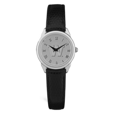 Washington Huskies Ladies' Leather Watch