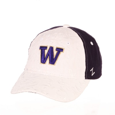 Washington Huskies Caroline Adjustable Hat