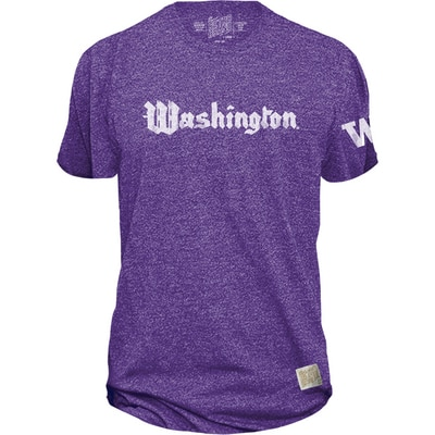 Washington Huskies Mock Twist  S/S Tee