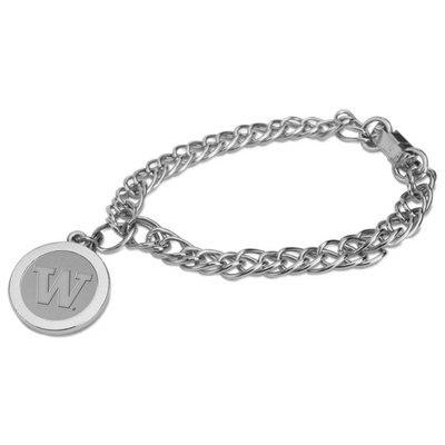 Washington Huskies Charm Bracelet
