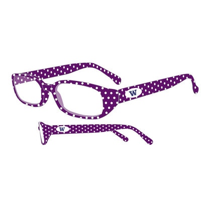 Washington Huskies Reader Glasses