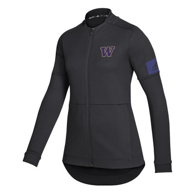 Washington Huskies Adidas Women's Game Mode Bomber