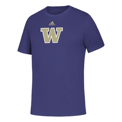 Washington Huskies Youth Amplifier Football T-Shirt