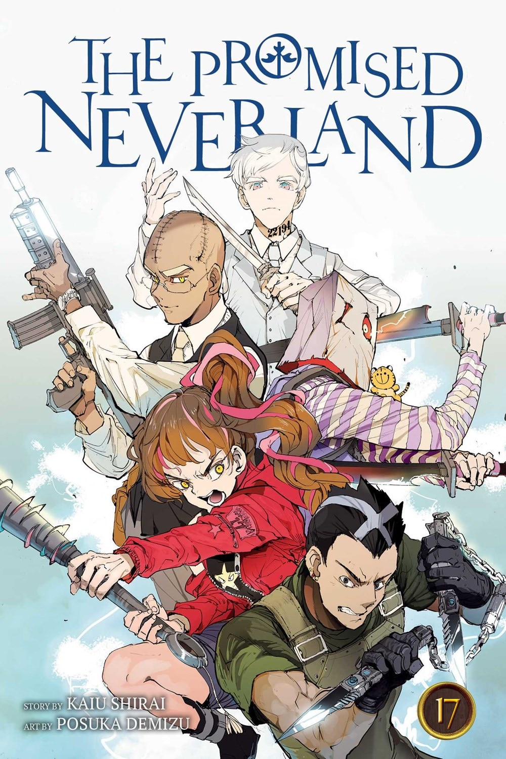 The Promised Neverland  Vol. 17  17