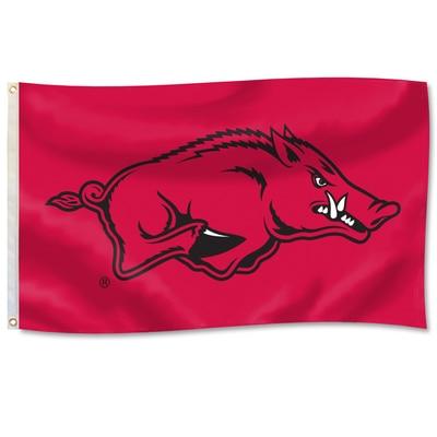 University of Arkansas 3'x5' Nylomax Flag