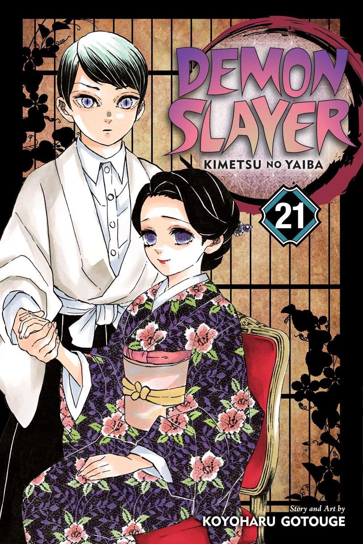 Demon Slayer: Kimetsu No Yaiba  Vol. 21  21