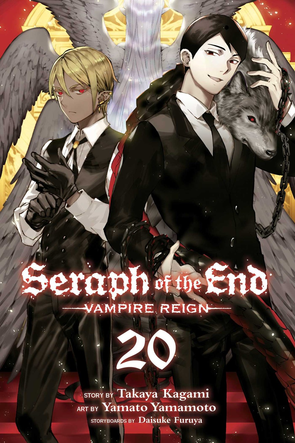Seraph of the End  Vol. 20  20: Vampire Reign
