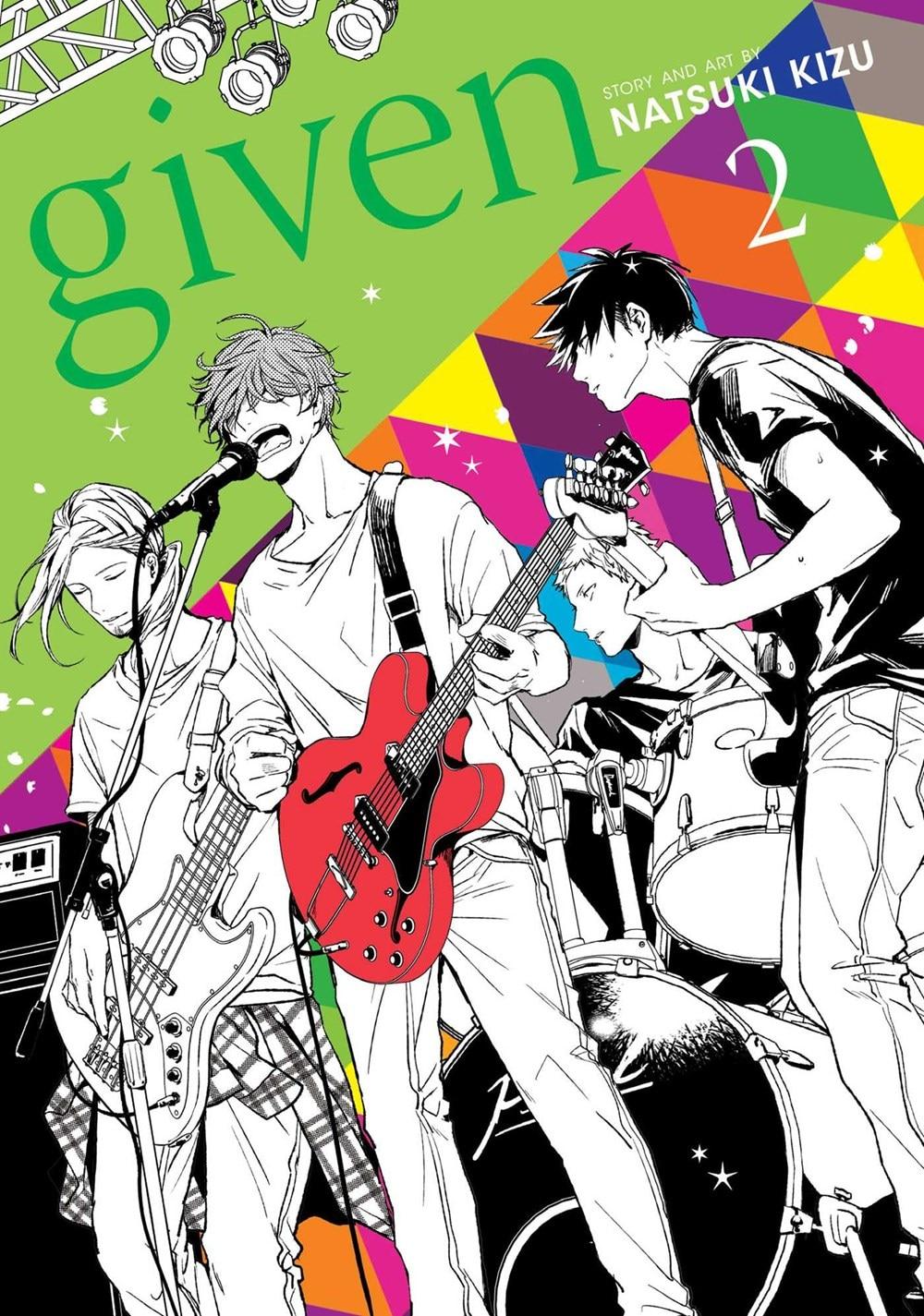 Given  Vol. 2  2