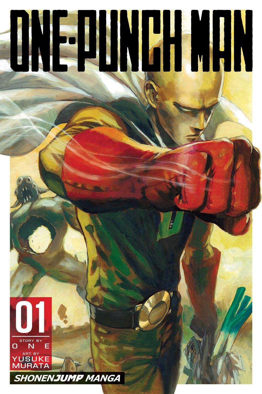 One-Punch Man  Vol. 1  1