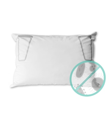 Spry Pure Filtered Poly fill King Pillow