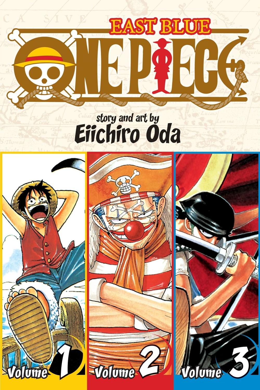 One Piece (Omnibus Edition)  Vol. 1  1: Includes Vols. 1  2 & 3