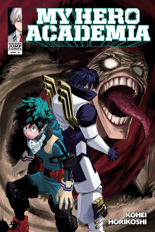 My Hero Academia  Vol. 6  6