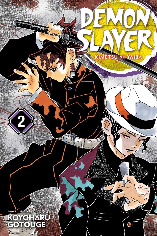 Demon Slayer: Kimetsu No Yaiba  Vol. 2  2