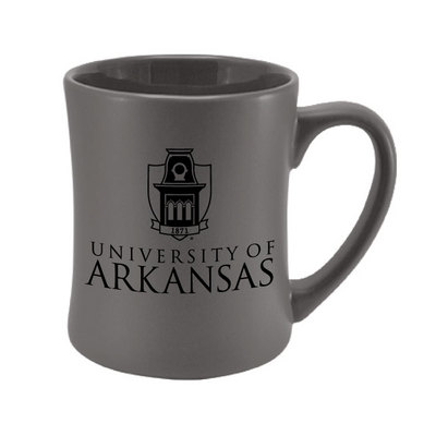 University of Arkansas 16 oz Matte Ceramic Mug