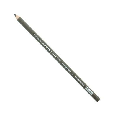 Prismacolor Premier Thick Core Colored Pencil, French Gray 90%