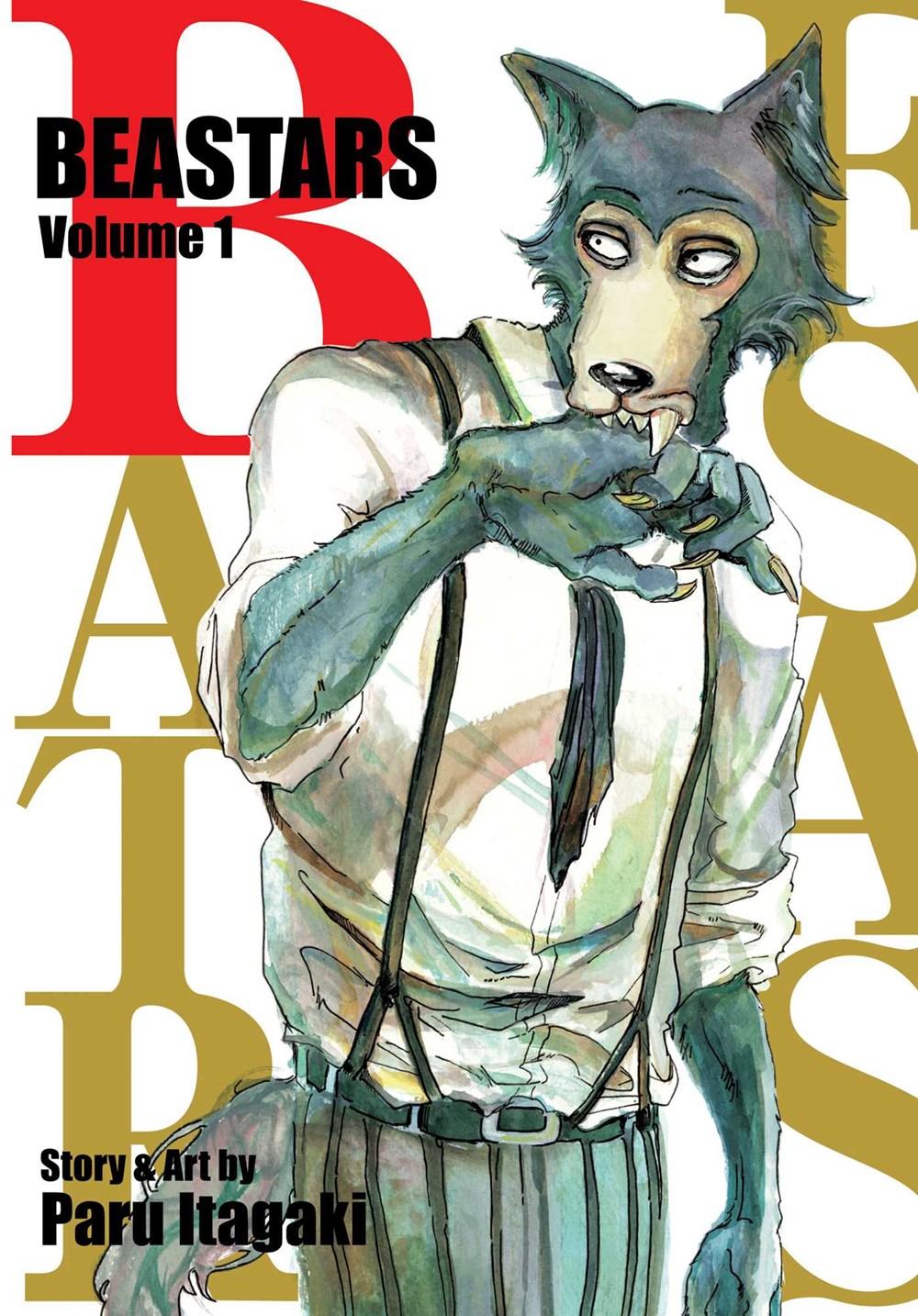 Beastars  Vol. 1  1
