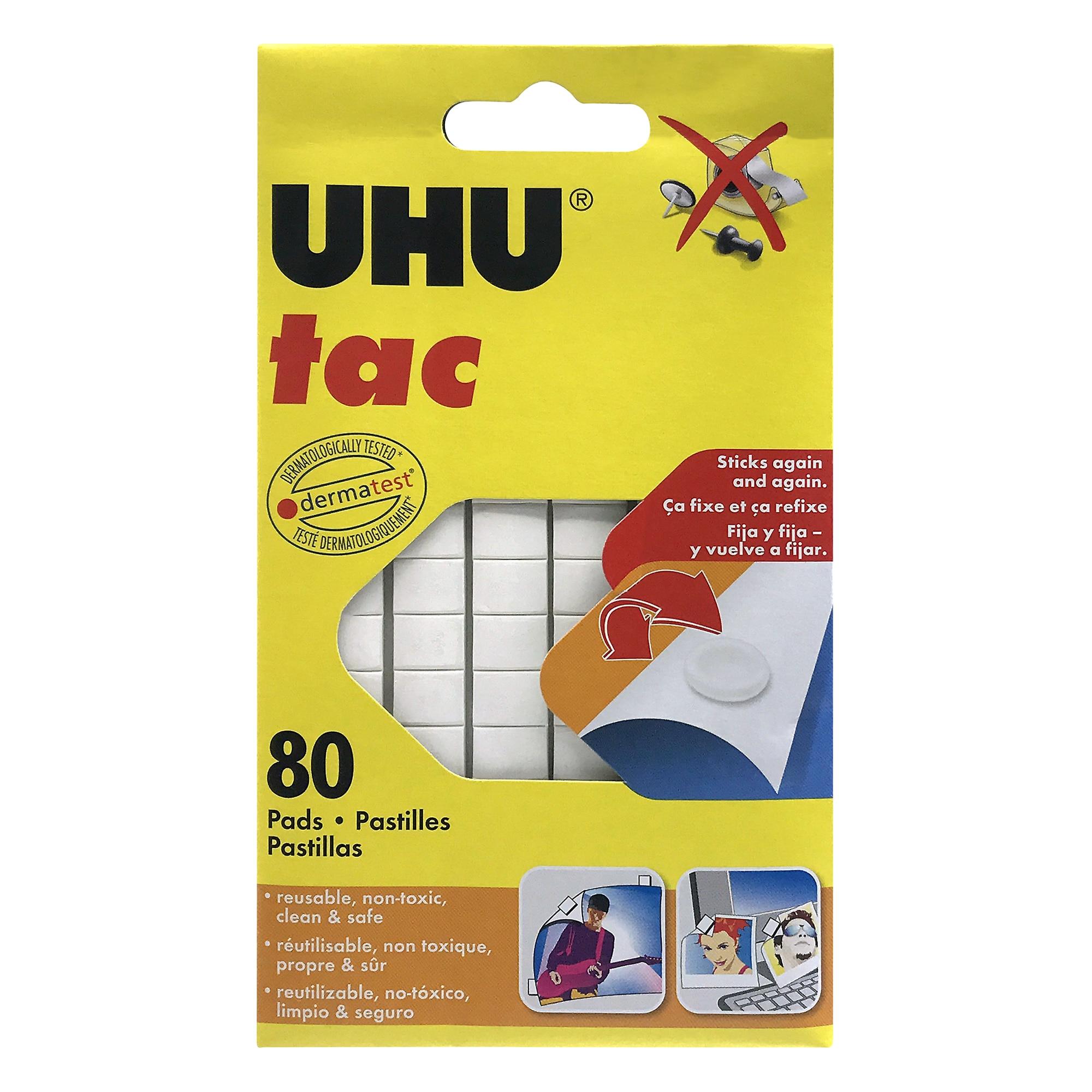 Uhu Tac Removable Adhesive