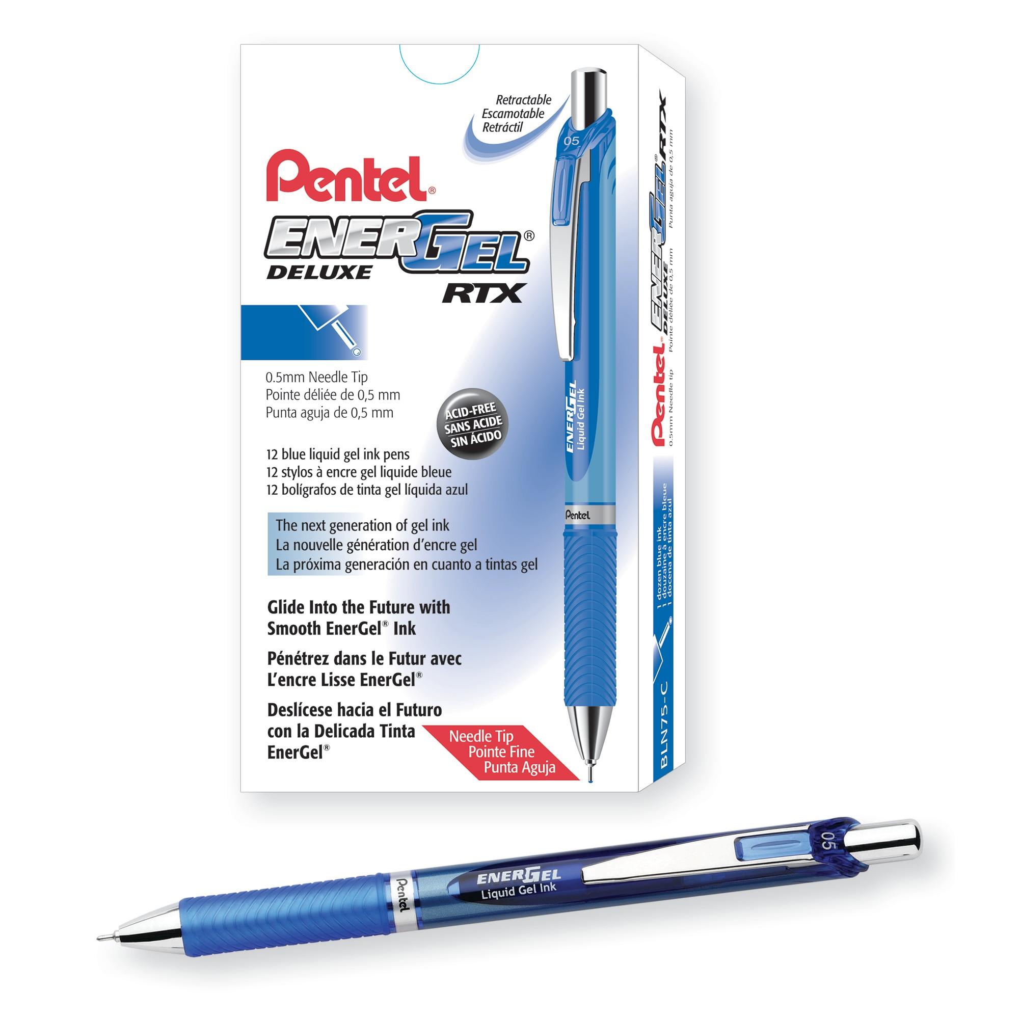 Energel RTX 5mm Fine Blue