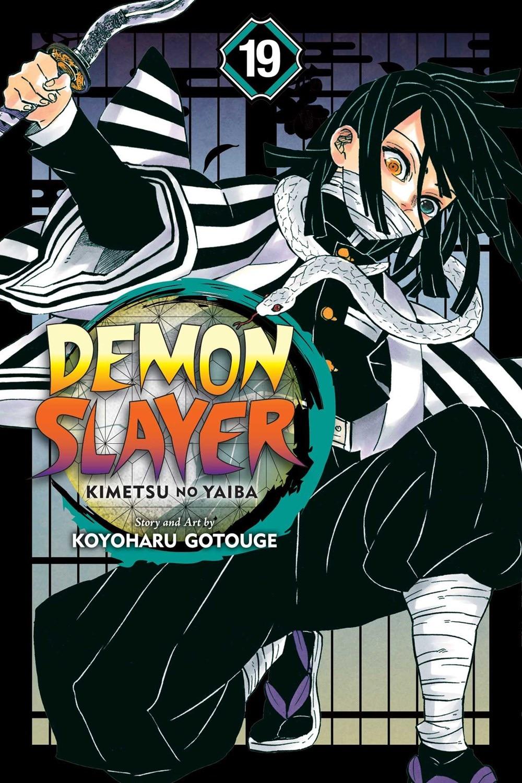 Demon Slayer: Kimetsu No Yaiba  Vol. 19  19