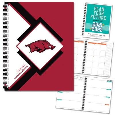University of Arkansas 20-21 7x9 Hard Cover Planner