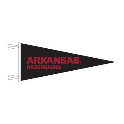 """University of Arkansas 6"""" x 15"""" Felt Pennant"""