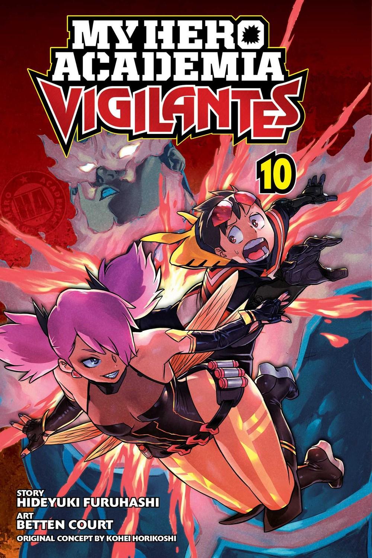 My Hero Academia: Vigilantes  Vol. 10  10